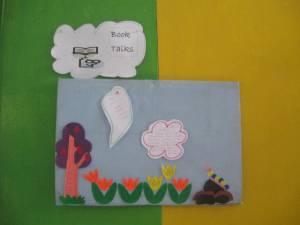 Belajar Menulis Lewat Book Talks Ibu Guru Kami