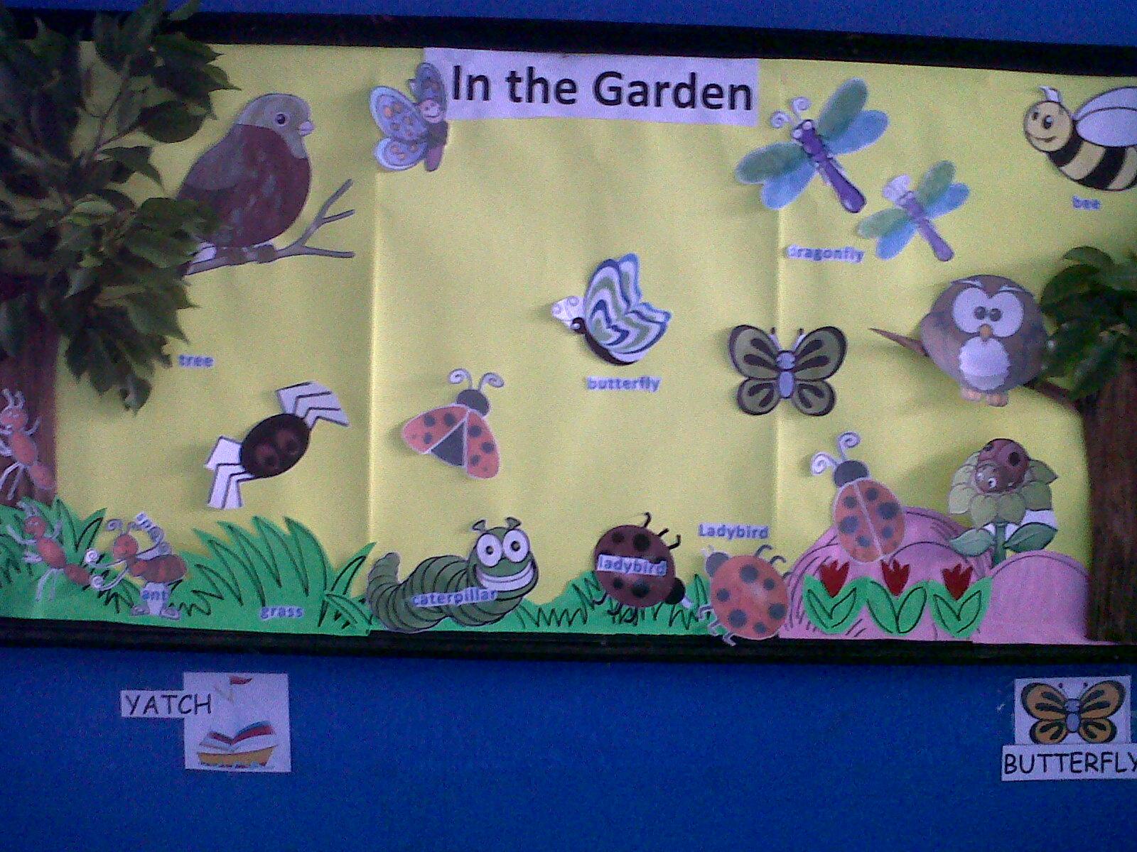 Display Kelas Kreatif Lagu Bahasa Inggris Untuk Sekolah Dasar