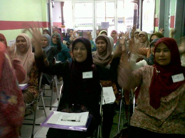 Pelatihan Diklat Magang Guru PAUDNI Se kota Tangerang